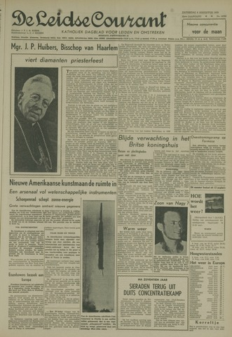 Leidse Courant 1959-08-08