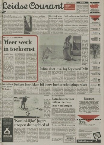 Leidse Courant 1989-04-11