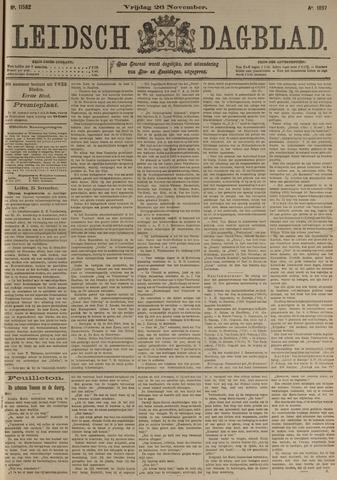 Leidsch Dagblad 1897-11-26