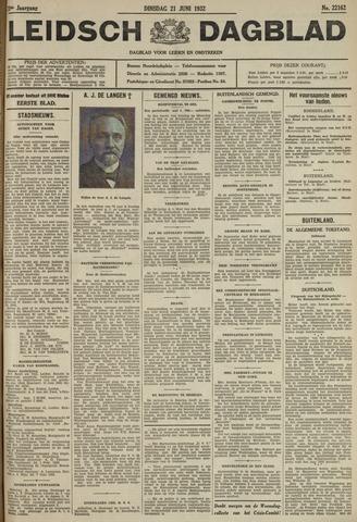 Leidsch Dagblad 1932-06-21