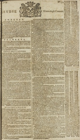 Leydse Courant 1769-05-03