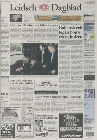 Leidsch Dagblad 2000-12-16