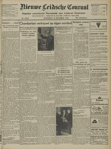 Nieuwe Leidsche Courant 1938-12-14