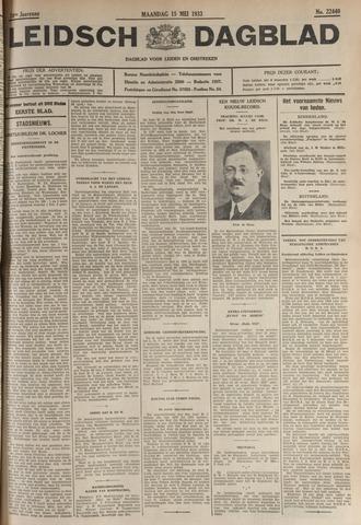 Leidsch Dagblad 1933-05-15