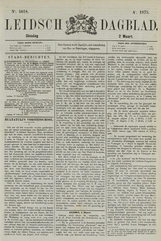 Leidsch Dagblad 1875-03-02