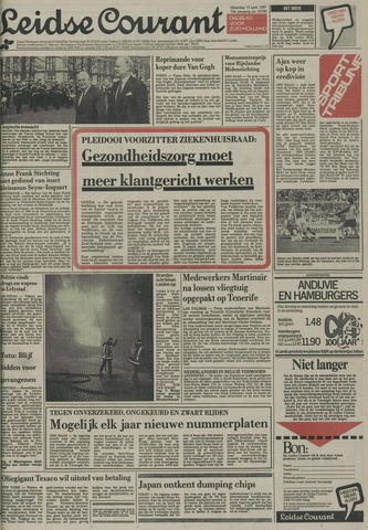 Leidse Courant 1987-04-13