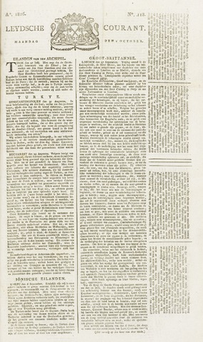 Leydse Courant 1826-10-02