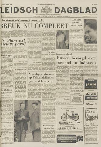 Leidsch Dagblad 1966-09-30