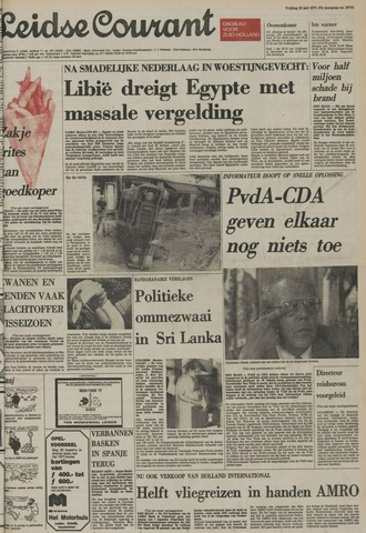 Leidse Courant 1977-07-22