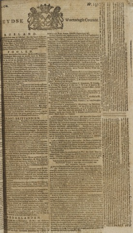 Leydse Courant 1770-11-14