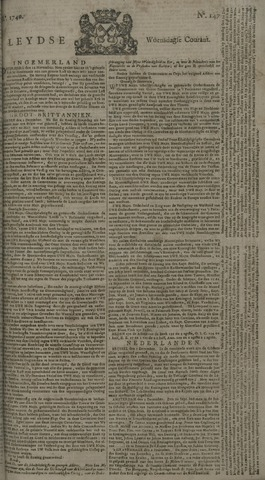 Leydse Courant 1740-12-07