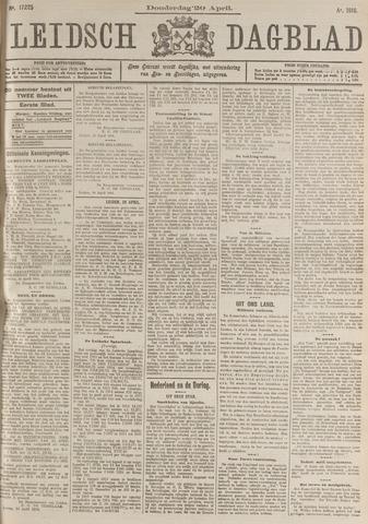 Leidsch Dagblad 1916-04-20