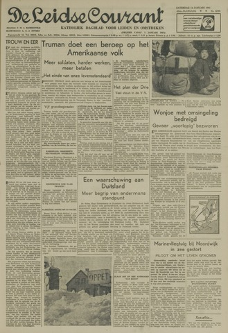 Leidse Courant 1951-01-13