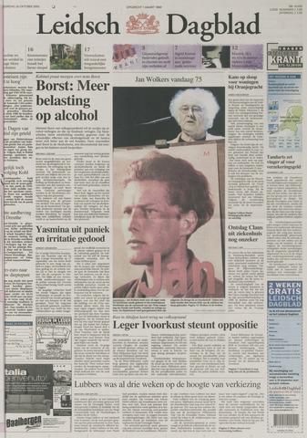 Leidsch Dagblad 2000-10-26