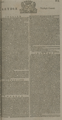 Leydse Courant 1726-08-02