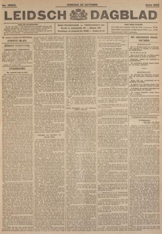 Leidsch Dagblad 1923-10-30