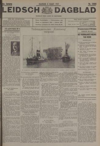 Leidsch Dagblad 1937-03-08
