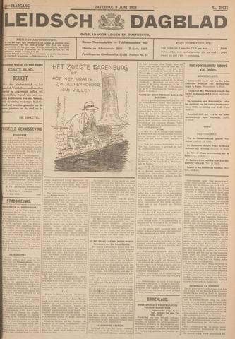 Leidsch Dagblad 1928-06-09