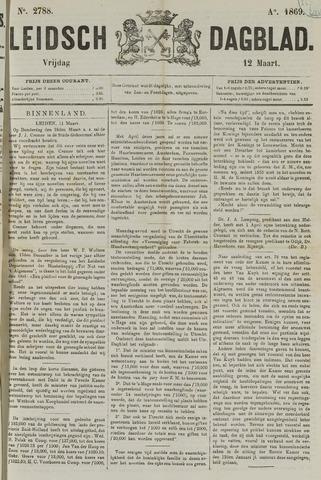 Leidsch Dagblad 1869-03-12