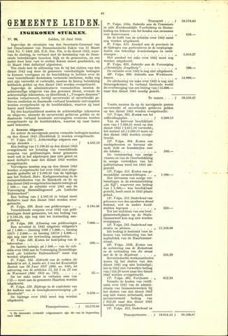 Handelingen van de Raad 1944-06-16