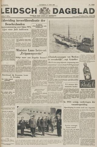 Leidsch Dagblad 1955-06-11