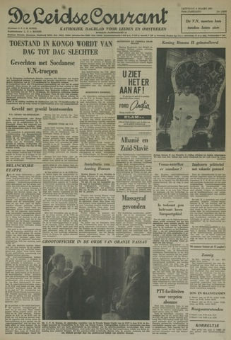 Leidse Courant 1961-03-04