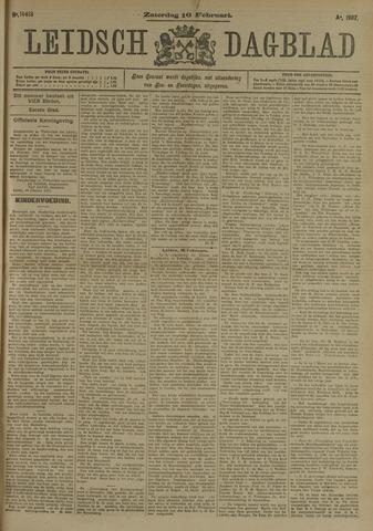 Leidsch Dagblad 1907-02-16