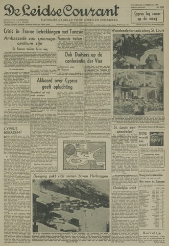 Leidse Courant 1959-02-12