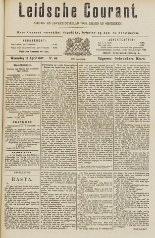 Leydse Courant 1887-04-13