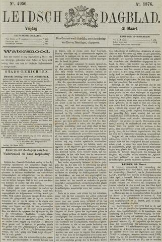 Leidsch Dagblad 1876-03-31