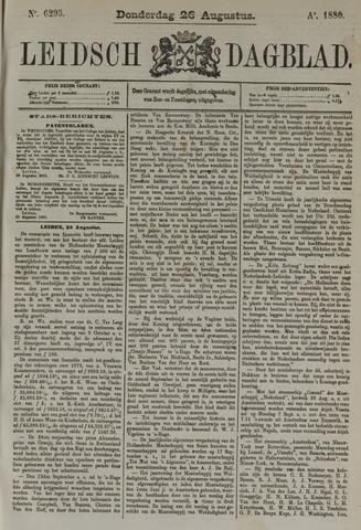 Leidsch Dagblad 1880-08-26