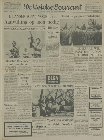 Leidse Courant 1969-04-02