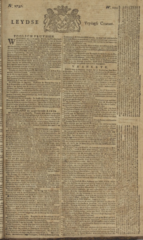 Leydse Courant 1757-08-26