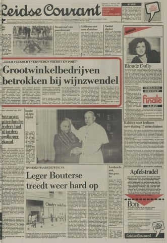 Leidse Courant 1987-02-21