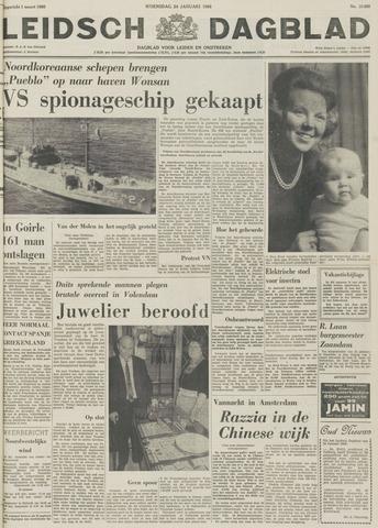 Leidsch Dagblad 1968-01-24
