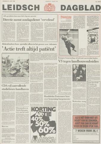 Leidsch Dagblad 1988-06-21