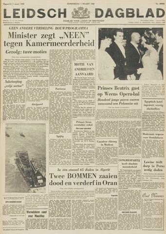Leidsch Dagblad 1962-03-01