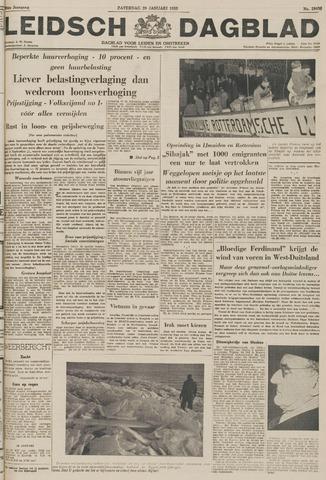 Leidsch Dagblad 1955-01-29