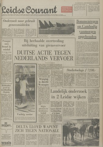 Leidse Courant 1973-08-15