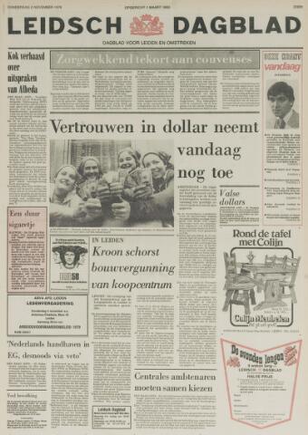 Leidsch Dagblad 1978-11-02