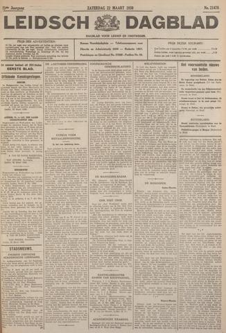 Leidsch Dagblad 1930-03-22