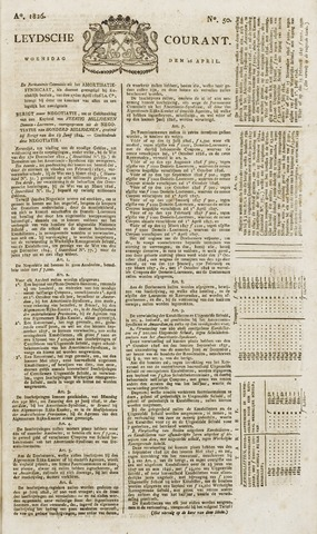 Leydse Courant 1826-04-26