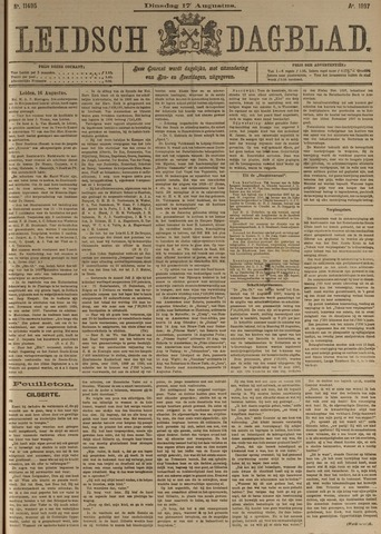Leidsch Dagblad 1897-08-17
