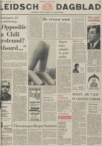 Leidsch Dagblad 1973-09-21
