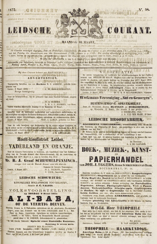 Leydse Courant 1873-03-10