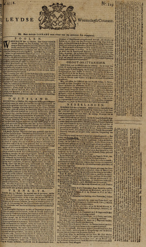 Leydse Courant 1778-10-28