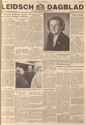Leidsch Dagblad 1949-04-29