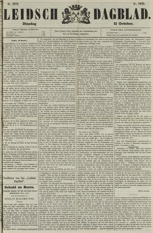 Leidsch Dagblad 1870-10-11