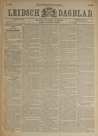 Leidsch Dagblad 1896-12-30