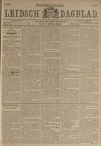 Leidsch Dagblad 1897-11-11